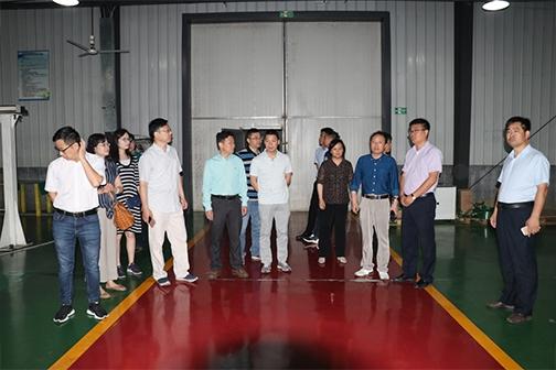 浙大机械学院走进泗水开展产学研项目对接活动