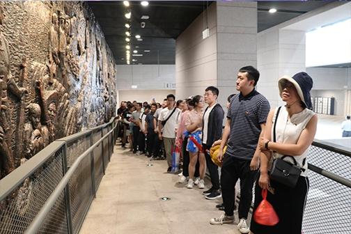 浙大山东工研院工会开展红色教育及支农活动