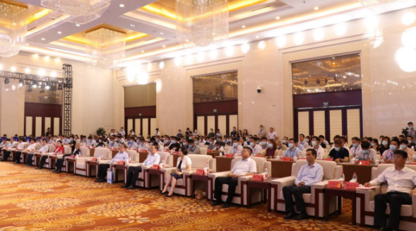 """我院主办的""""2021鲁南大健康产业高质量发展峰会""""顺利召开"""